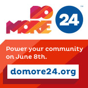 Power Your Community on June 8th!
