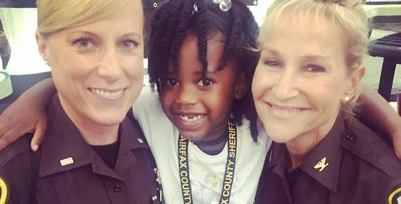 """Shelter House Children """"Shopped with a Sheriff""""!"""